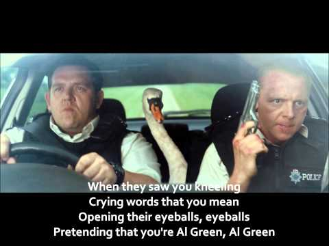 Hot Fuzz - Goody Two Shoes (with lyrics)