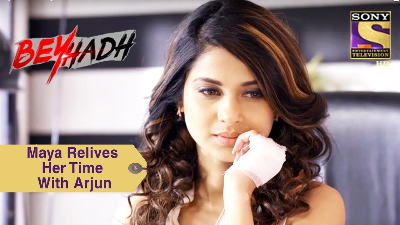 Your Favorite Character | Maya Relives Her Time With Arjun | Beyhadh #1