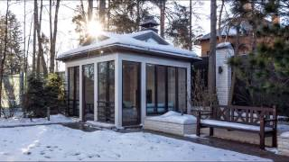 видео Веранды из алюминиевого профиля в Барнауле