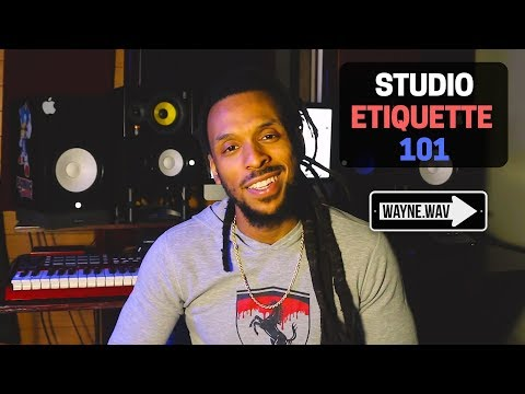 Proper Studio Etiquette 101 | How to Get Clients and Keep Them