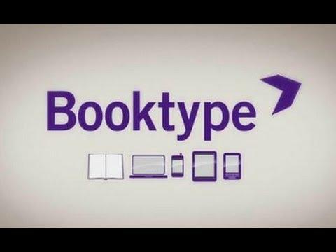 Resultado de imagen de booktype
