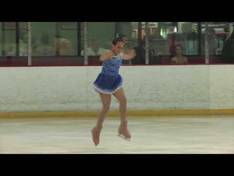Destini Perez  Palm Beach Skate Zone Compete USA 2018