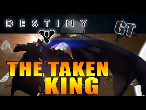 [Destiny] ANÁLISIS del Trailer! - The Taken King DLC (El Rey de los Poseídos)