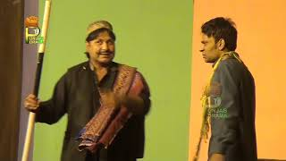 Best of Welcome Sajan Abbas Stage Drama 2019 Full Comedy Clip