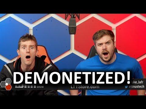New YouTube Demonetization Controversy - WAN Show Feb 22, 2019