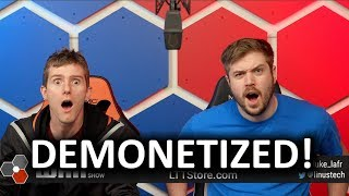 New YouTube Demonetization Controversy - WAN Show Feb 22, 2019