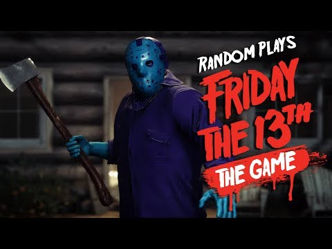 Jason Friday the 13th (PC) Hang Out & Chat Quickplays  Livestream!