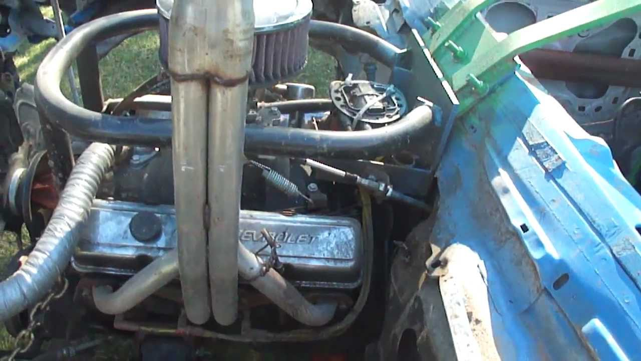 1994 Ford Crown Victoria Demolition Derby Car Walk Around