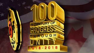 IAFF 100-Year Anniversary Event