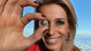 The Sci-Fi Contact Lens - BBC Click