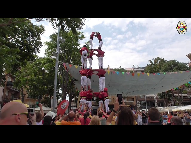 id5d7 Castellers Alt Maresme @ Pineda de Mar -Festa Major-(01/09/2019)