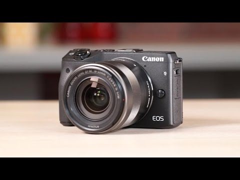 Canon EOS M3 speeds things up