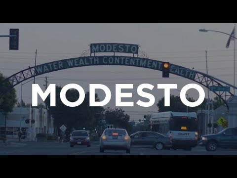 My Modesto Visit