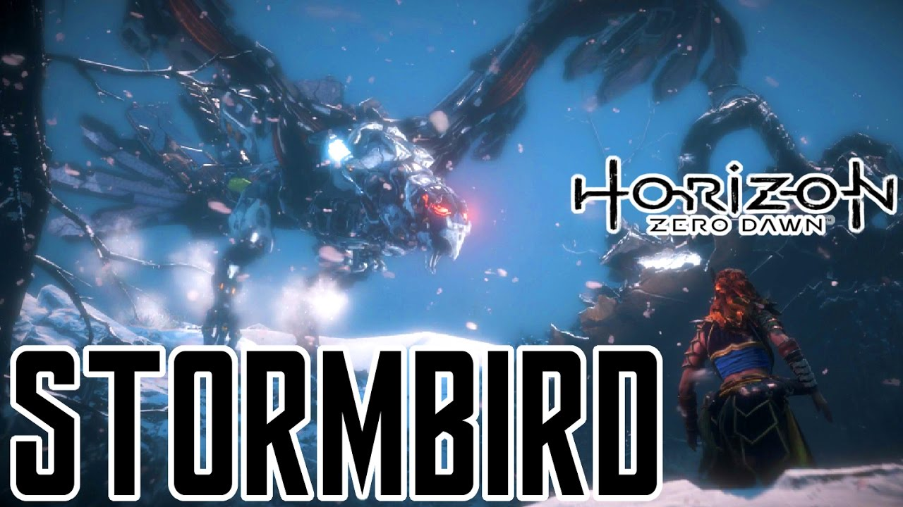 how to kill stormbird in horizon