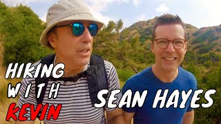 Sean Hayes' brush with death