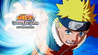 Naruto Uzumaki Chronicles All Cutscenes Full Movie