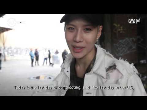 [MPD GO] TAE MIN 'Press it' MV Making Film (ENG SUB)