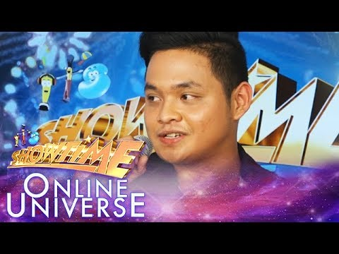 Showtime Online Universe: Luzon contender RJ Benedicto wants to study music in college