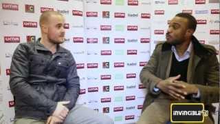 Maverick Saber talks to Invincible TV