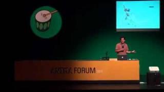 Carlos Saldanha - Rio Quadro A Quadro - Anima Forum 2011