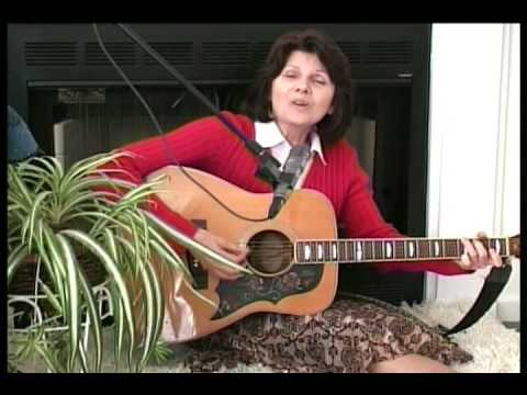 Country Gospel - One Day At A Time - An old Christy Lane Song sung by Betty Gurganus