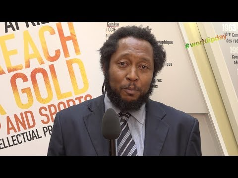 Jamaica Intellectual Property Office Deputy Director on his Country's Sporting Brand and Usain Bolt