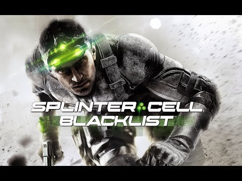 Splinter Cell: Blacklist - Game Movie