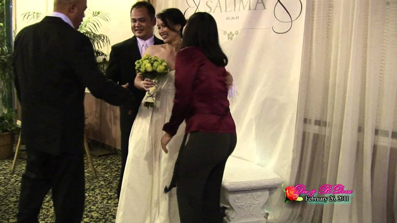 Lao Wedding Bidone And Dees Wedding Part 4 Youtube