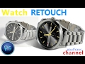 Cara Edit Foto Jam WATCH RETOUCH - Tutorial Photoshop Bahasa Indonesia