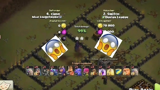 Clash of Clans Unluckiest Clash Attacks