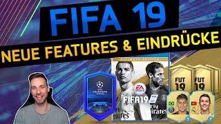 FIFA 19 - Meine Meinung zu den neuen Gameplay Features - DAS fehlt!