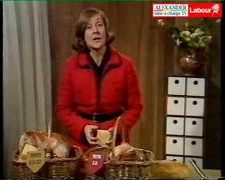 UK Labour Party Political Broadcast - Feb 1974
