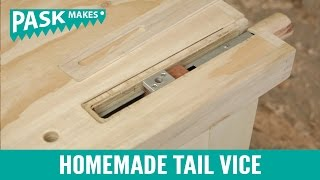 Homemade Tail Vice