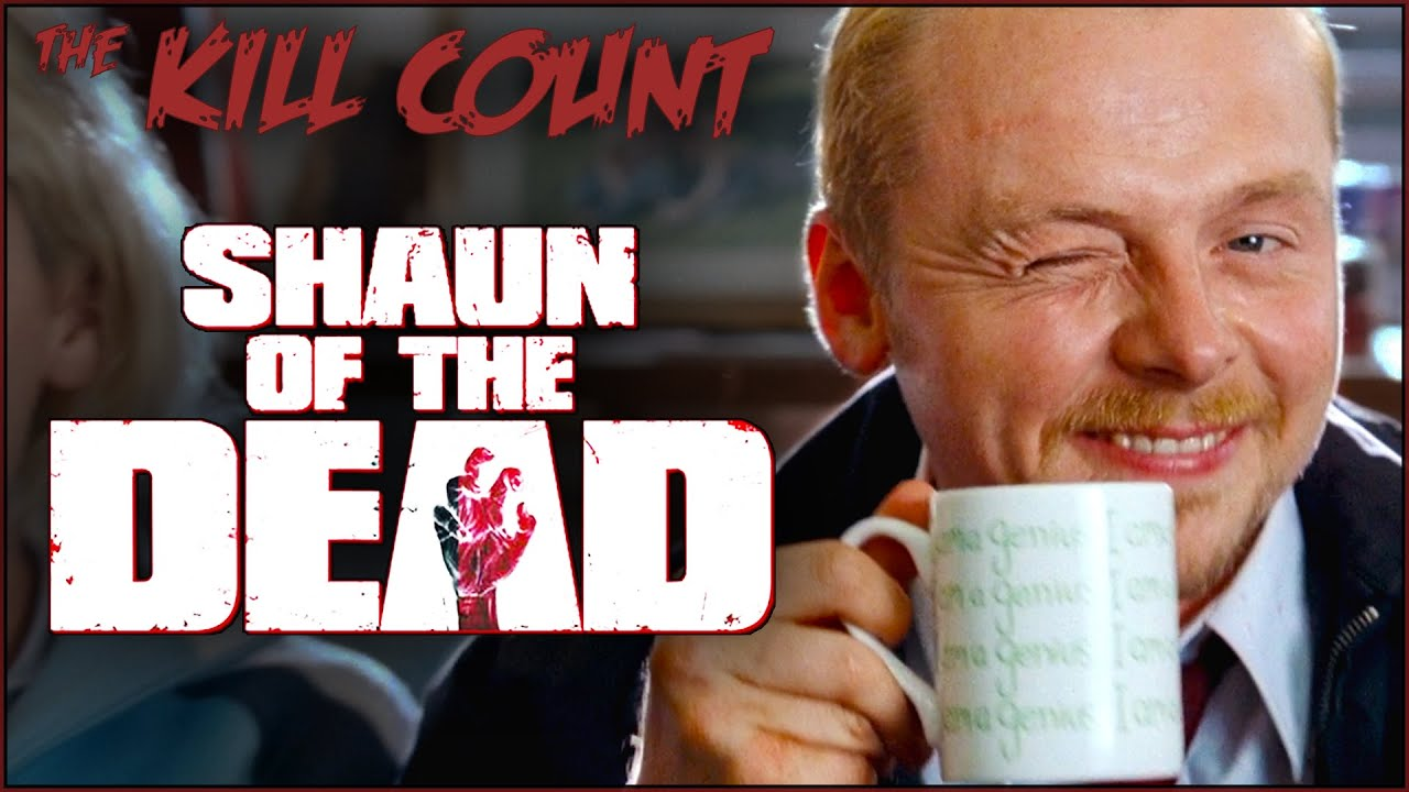 Shaun of the Dead (2004) KILL COUNT - download from YouTube for free