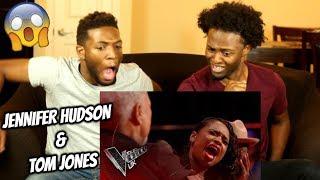 Sir Tom Jones Jennifer Hudson S It S A Man S Man S Man S World The Battles The Voice Uk 2019