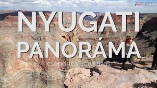 Nyugati Panoráma csoportos körutazás - USA Nyugati Part