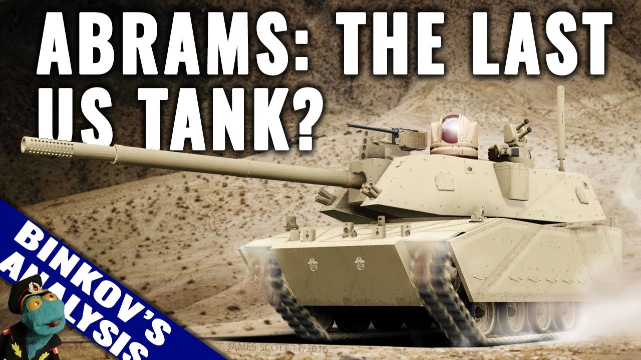 Will Abrams be replaced with a new tank? And what will it be?