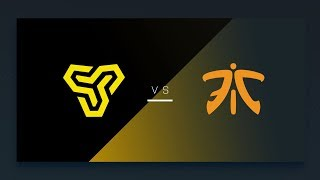 CS:GO - Space Soldiers vs. Fnatic [Mirage] Map 1 - EU Matchday 15 - ESL Pro League Season 8