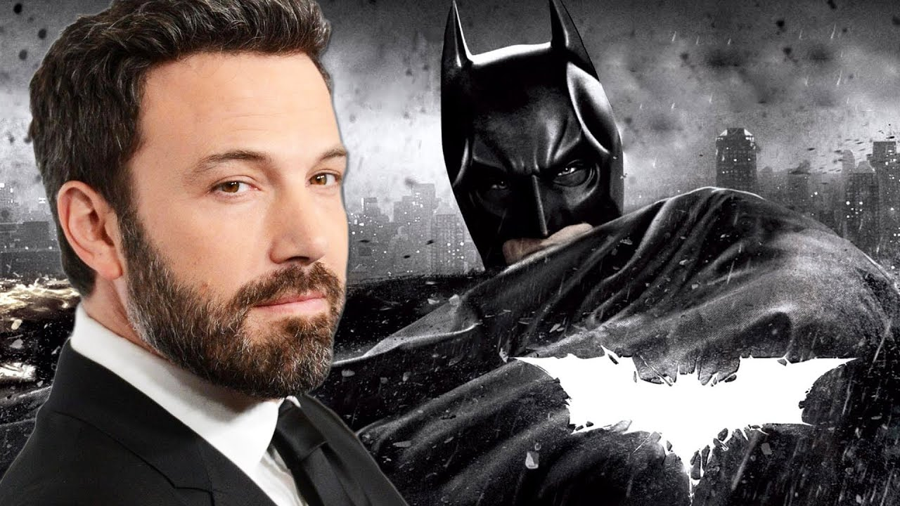Ben Affleck Batman Approved via Hardware