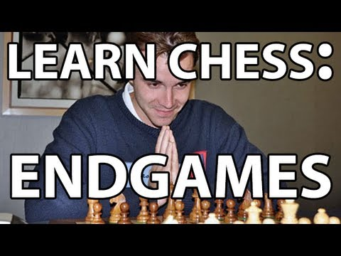 Everything You Need to Know About Chess: The Endgame!