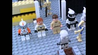Lego Star Wars the Clone Wars Episode 6 (Ecape from Duros)