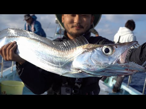 THIS FISH PUT MY FILLETING SKILLS TO THE TEST | Deep Sea Fish | Catch And Cook