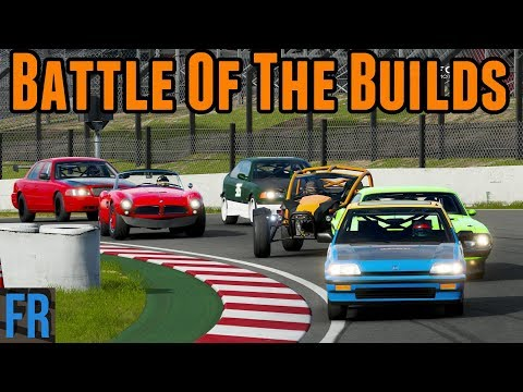 Forza Motorsport 7 - Battle Of The Builds