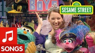 Sesame Street: Anyone Can Play Song