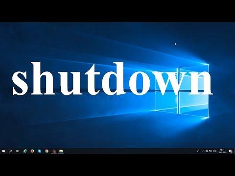 Установка программы по отключению компьютеров в госорганах. Департамент Агентство по г. Шымкент.