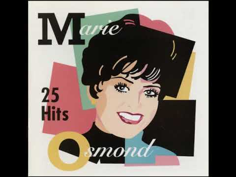 Marie Osmond - big hurts come from little white lies