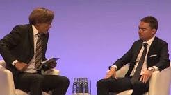 Fallen, um aufzustehen - Lars Windhorst im Gespräch mit Hajo Schumacher auf dem #VMKongress14