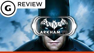 Batman: Arkham VR - Review