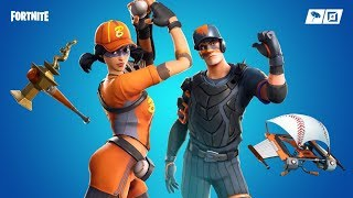 SHOP FORTNITE 28/03/2019!! NEW SKIN SUPERMAZZA AND TERZA BASE, GRAND SLAM, FUORICAMPO AND OTHER