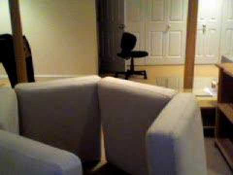 how to make a beastly pillow house youtube. Black Bedroom Furniture Sets. Home Design Ideas